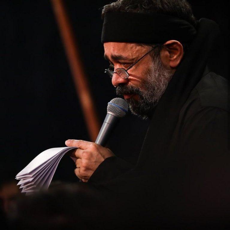 حسین سرباز ره دین بود محمود کریمی